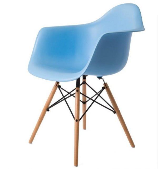 Eames DAW Replica Light Blue - DECOMICA