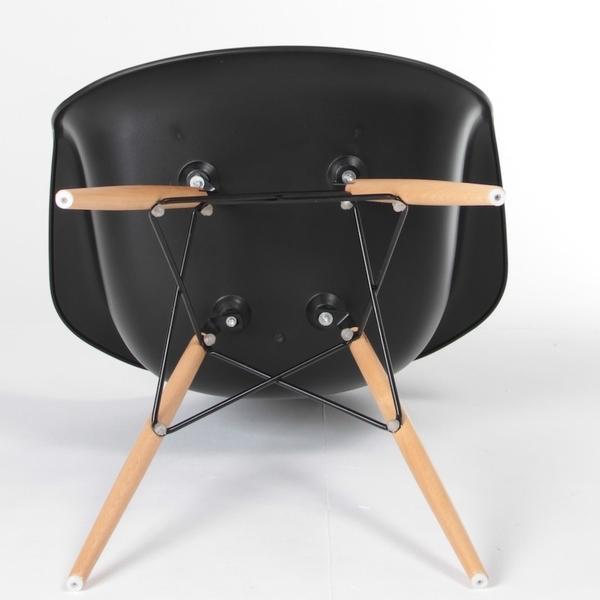 Eames DAW Replica Black - DECOMICA